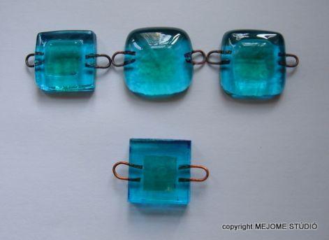 Fusing üveg alapanyag